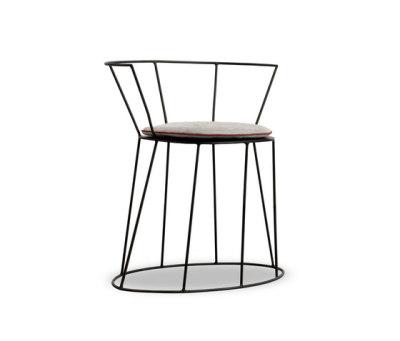 GIBELLINA NUDA Chair by Baxter