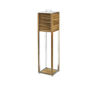 Ginger floor lamp tall by Ethimo