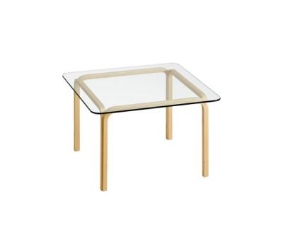 Glasstable Y805B by Artek