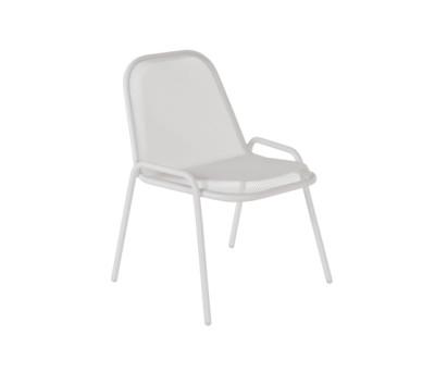Golf chair - set of 4 Matt White