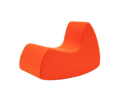 Grand Prix rocking chair by Softline A/S