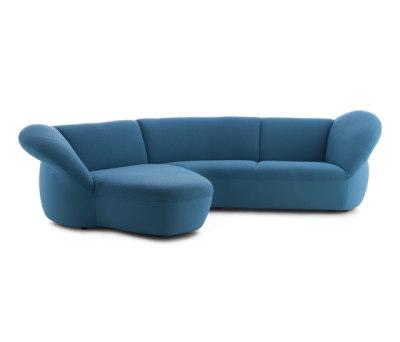 Gynko Corner sofa by Leolux