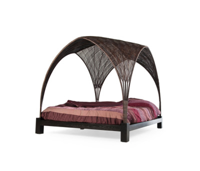 Hagia Bed by Kenneth Cobonpue