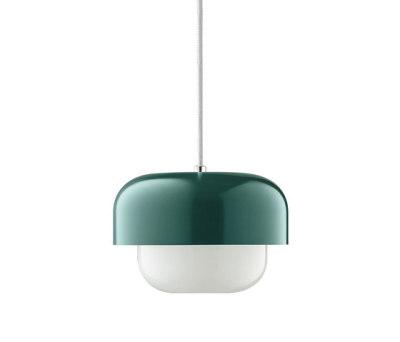 Haipot Pendant | Matsu darkgreen by DybergLarsen