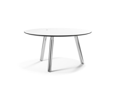 Hal conference table by Materia