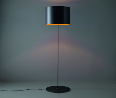 HALF MOON Floor lamp by Karboxx
