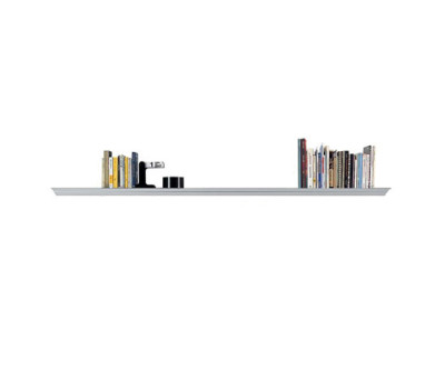 Hang shelving system by Desalto