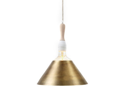 Hanging Lamp Conical sharp by Serax