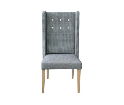 Harper Alto Side Chair by Designers Guild