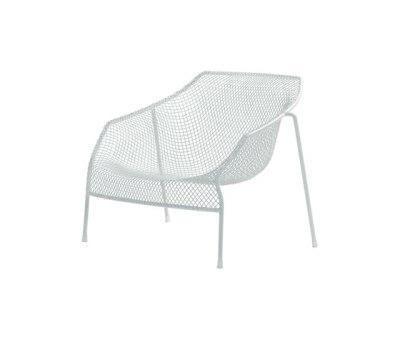Heaven lounge chair - set of 2 Aluminium