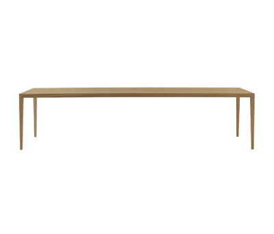 Hector table by Poliform