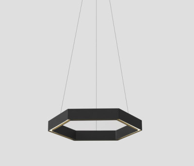 Hex Pendant by Resident
