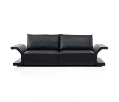 Hi-Icaro | 2-seater sofa by Mussi Italy