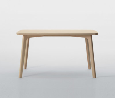 Hiroshima Table 130 High (Rectangular) by MARUNI