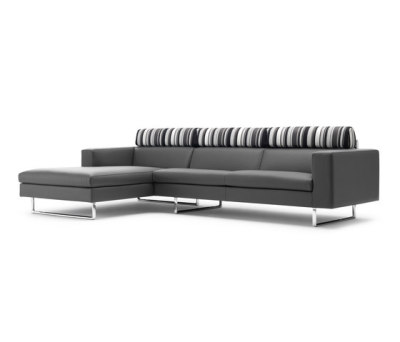 Horatio Corner Sofa by Leolux