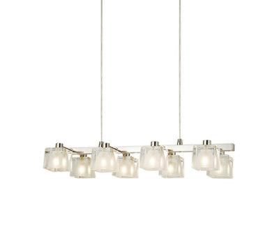 Ice Pendant Lamp by SEEDDESIGN