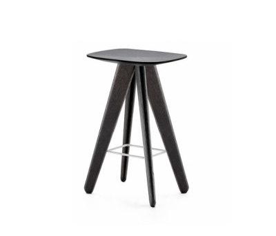 Ics stool by Poliform