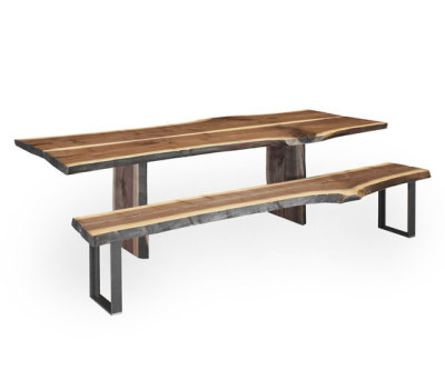 IGN. TIMBER. BENCH. by Ign. Design.