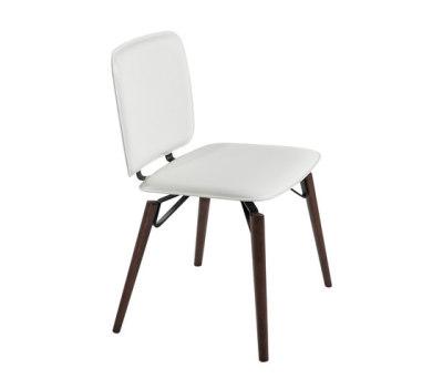 Iki W side chair by Frag