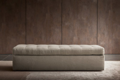 Iko bench by Flou