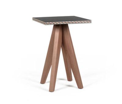 Intarsio Gian & Piero | side table by strasserthun.