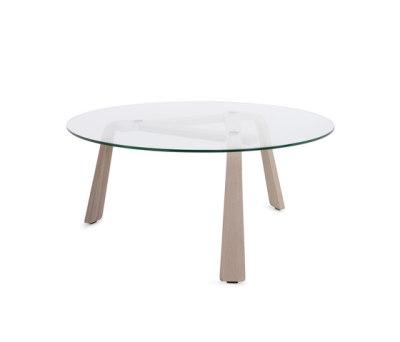 Iris Table by Leolux
