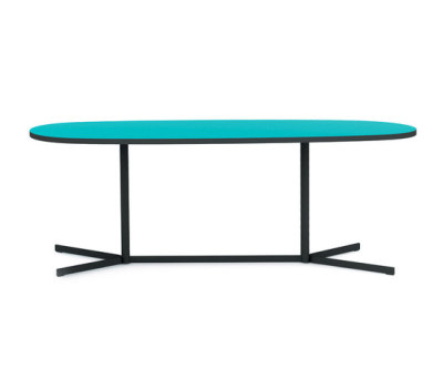 Island coffee table by ARFLEX