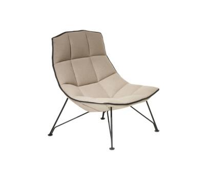 Jehs & Laub Lounge Chair by Knoll International