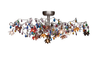 Jewel ceiling light 15 by HARCO LOOR