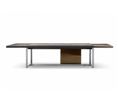 Jobs Meeting Table by Poltrona Frau