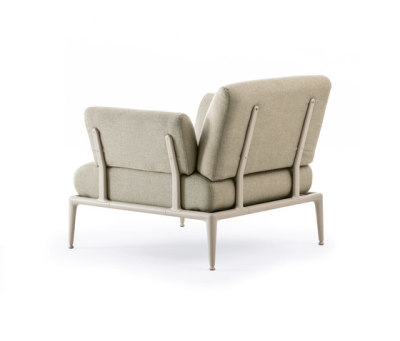 Joint armchair by Fast