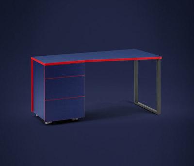 Juta Desk by Flou