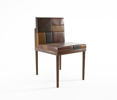 Katchwork SIDE CHAIR by Karpenter