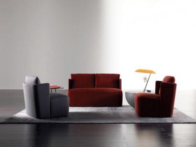Keeton Sofa FIT 130 by Meridiani