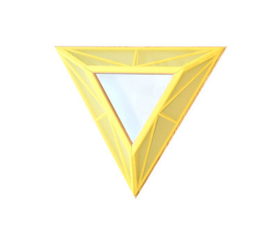Klemens Triangle Mirror by PELLE
