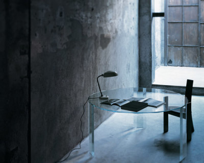 Kooh-I-Noor table by Glas Italia