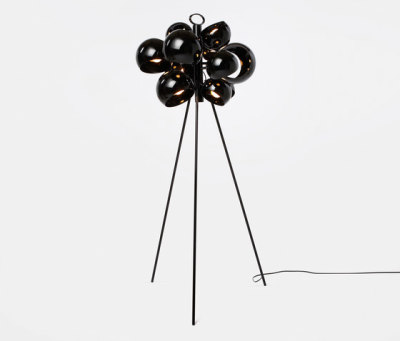 Kopra Standing Lamp No 316 by David Weeks Studio