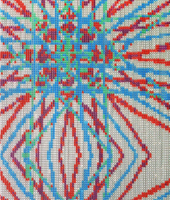 Kriska® Gypsette Kaleidoscope by KriskaDECOR®