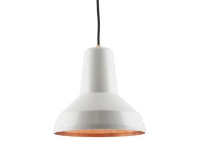 Lampe grau by Soeder