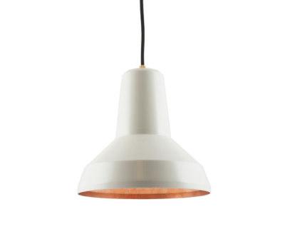 Lampe weiss by Soeder