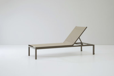 Landscape deckchair by KETTAL