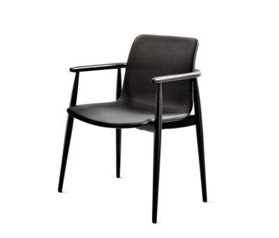 Lapis indoors armchair by Varaschin