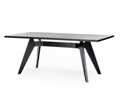 Lavitta rectangular table by Poiat