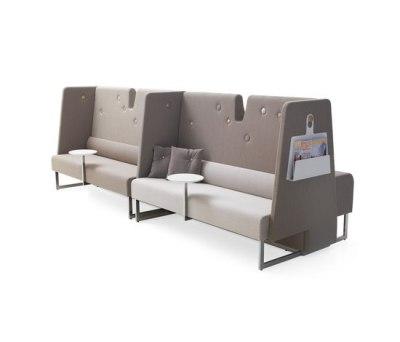 Le Mur sofa by Materia