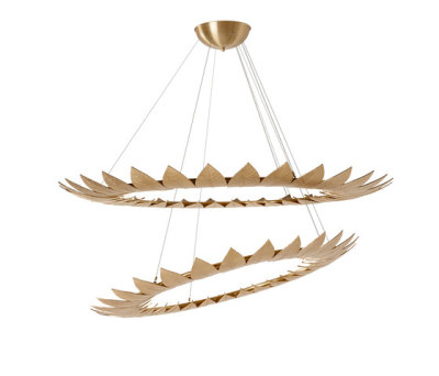 Leaf | Suspension Lamp by GINGER&JAGGER
