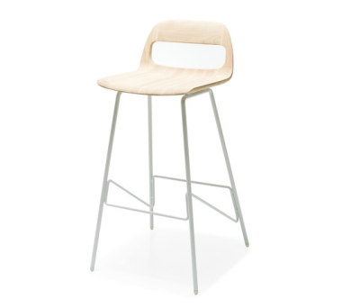 Leina bar chair by Gazzda