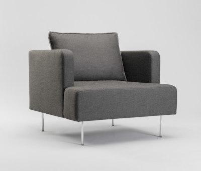 Levit Armchair by Comforty