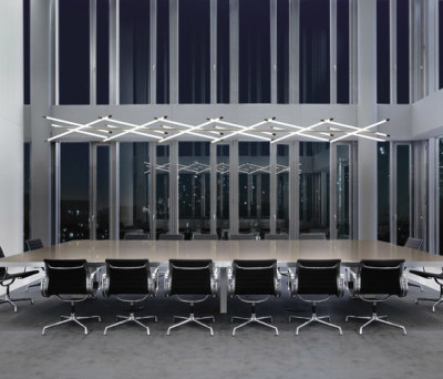 Light Structure T3 table combination by Archxx