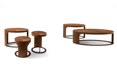 Ling Small tables by Giorgetti