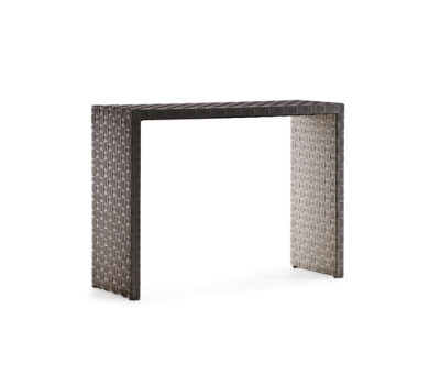Link Bar Table by Kenneth Cobonpue